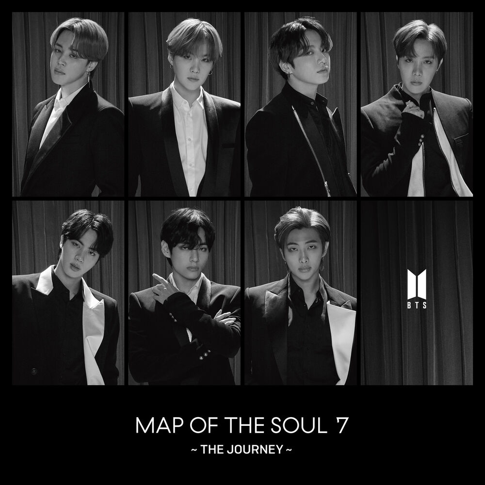Map of the Soul: 7 (The Journey) Fanclub Edition