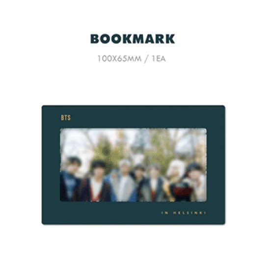 2020 Winter Package Bookmark