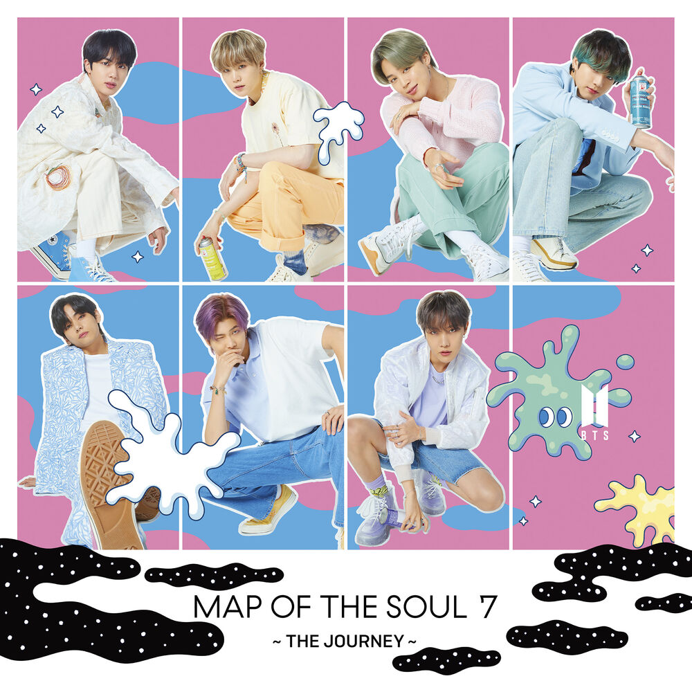 Map of the Soul: 7 (The Journey) Universal